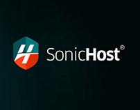 SonicHost - Identidade Visual