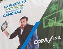 Copa Isil 2016 - Dirección de Arte.