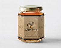 Mystic Honey - Logo Design Entry