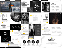 Best Company introduction PowerPoint template