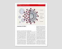 Inside Coronavirus –The Economist, 2020