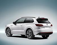 Volkswagen Touareg V6 Coupé