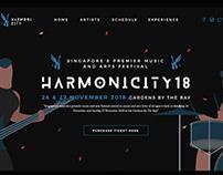 Harmonicity 2018