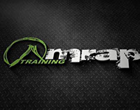 Crossfit Gdl Amrap Training Branding