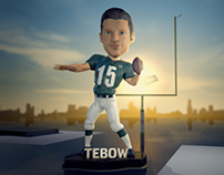 NFL NETWORK / NFL AM / OUR DAILY TEBOW