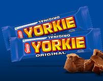Yorkie image concept