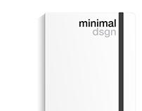 Minimaldsgn - Self Branding