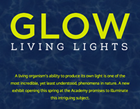 GLOW: Academy of Natural Sciences Micro Responsive Site
