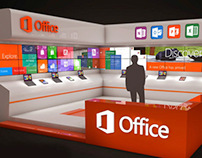 Design - Lançamento do novo Office