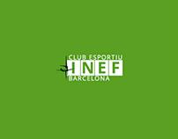 Club Esportiu INEF Barcelona - 2012