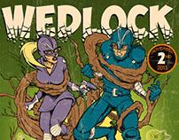Wedlock Comic Cover