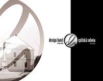Branding Design Hotel**** Brochure