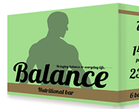Balance Bar (packaging design)