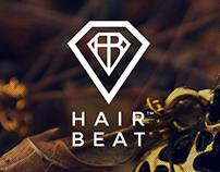 Propositions de logos pour HAIRBEAT