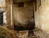 Εγκαταλελειμένα κτίσματα/Abandoned buildings (Panorama)