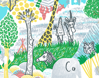 Safari in the Elephant ELP Boxset