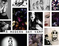 A Modern Day Vamp- womenswear ss14
