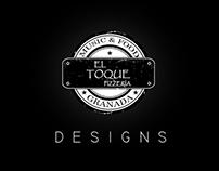El Toque Pizzería - Granada