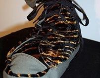 Shibori Shoe