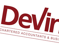DeVines Accountants Branding