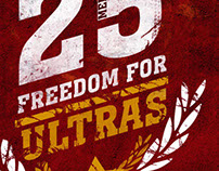 Freedom For Ultras (UA07)