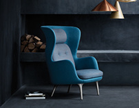 Mini Identity Event & release of RO-Chair Fritz Hansen