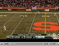 InsideLacrosse.com Video Player
