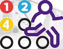Metro Ankara- Branding