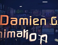 Animation Portfolio for Damien Garcia