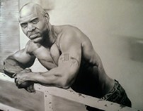 Billy Dee Williams/Professional Fitness Model