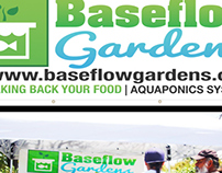 Baseflow Gardens Display Design