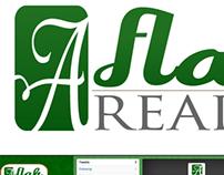 Aflah Realty Branding