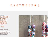 E A S T W E S T. Handmade Jewellery