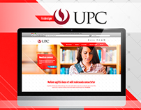 Universidad de Ciencias Aplicadas - Corporate Website