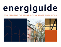 Energiguide · book design