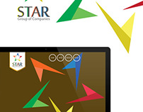 Cooperate Identity & Web - Star Group