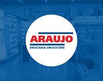 Drogaria Araujo - Banners