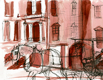 Savannah Sketches