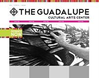 Web Design: Guadalupe Cultural Arts Mock Ups