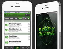 RPGFan Reviews iOS App