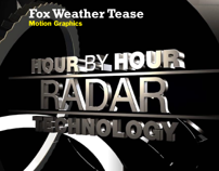 Fox Weather Tease
