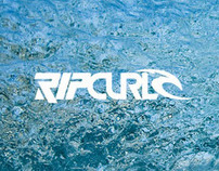Rip Curl - Brand/Fashion Photoshoot