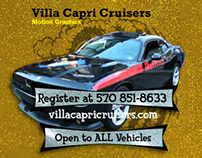 Villa Capri Cruisers