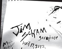 Gig Poster for Jim Schram