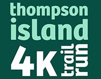 Thompson Island 4K Trail Run
