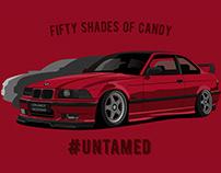 BMW E36 #Untamed