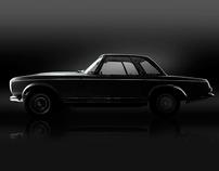 Mercedes Benz SL280 Pagoda 1970