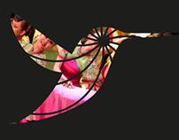 Garden Planet Studios logo+branding
