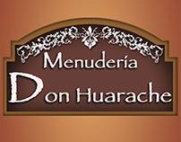 Menudería Don Huarache