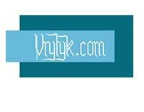 vrylyk.com website design